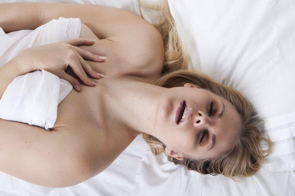 kadın masturmasyon